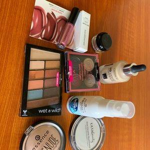 Bunch of makeup